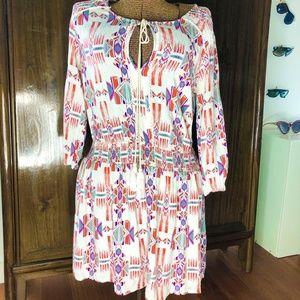 Ark & Co  South Western Boho Dress